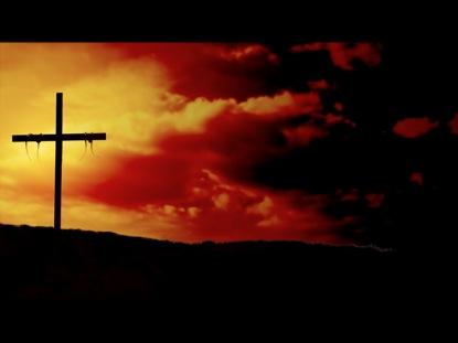 EASTER CROSS WORSHIP MOTION