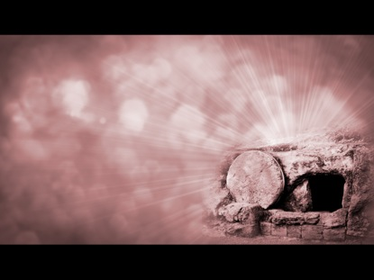 EASTER EMPTY TOMB