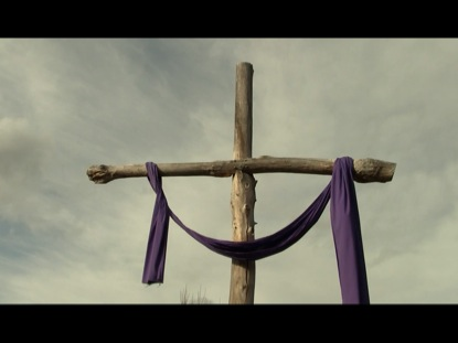 EASTER RUGGED CROSS MOTION