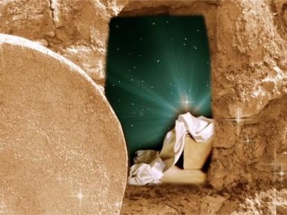 EMPTY GRAVE RESURRECTION SUNDAY