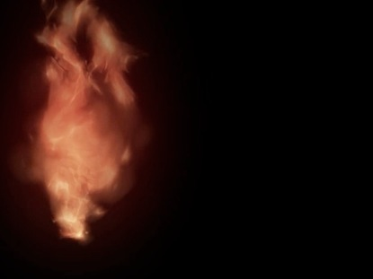 HOLY SPIRIT FLAMES OF FIRE
