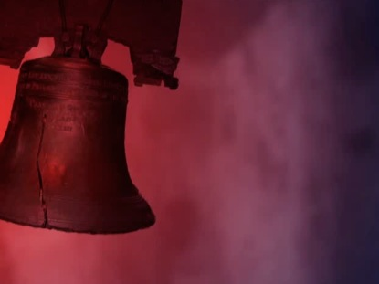 LIBERTY BELL PATRIOTIC BACKGROUND
