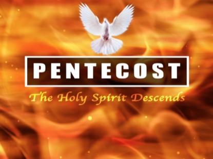 PENTECOST TITLE BACKGROUND
