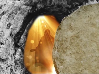RESURRECTION EASTER MORNING