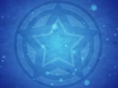STAR OF DAVID CHRISTMAS MOTION