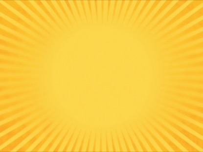 SUMMER SUNBURST YELLOW BACKGROUND