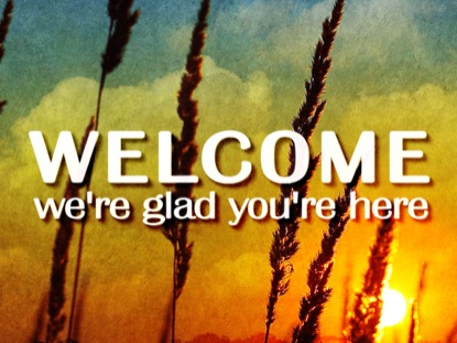 AUTUMN HARVEST WELCOME MOTION 1
