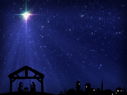 CHRISTMAS STAR MANGER BETHLEHEM MOTION 1