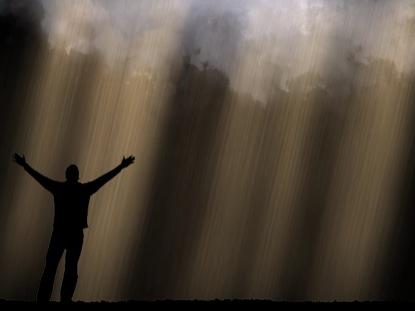 GLORY RAYS WORSHIP LOOP