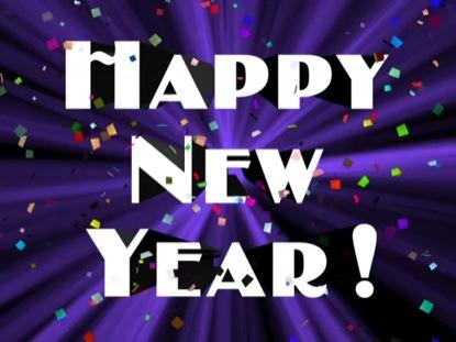 HAPPY NEW YEAR LOOP