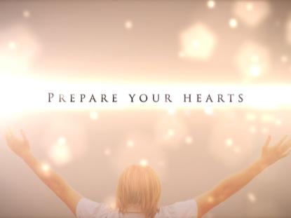 PREPARE TO WORSHIP MOTION 1