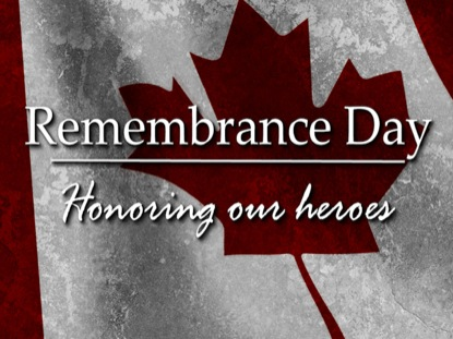 REMEMBRANCE DAY MOTION 1