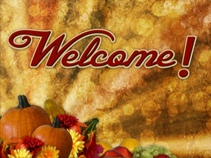 THANKSGIVING WELCOME MOTION 1