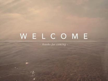 ENDLESS HORIZON WELCOME