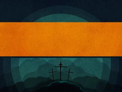 HOLY WEEK FRIDAY CROSSES TEXTBAR