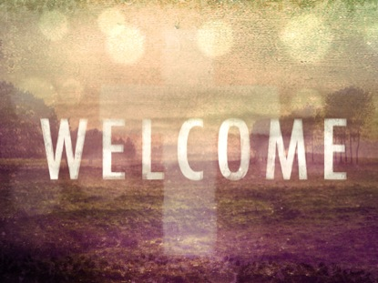 LIVING HOPE WELCOME