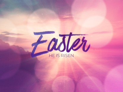 RESURRECTION WORDS EASTER