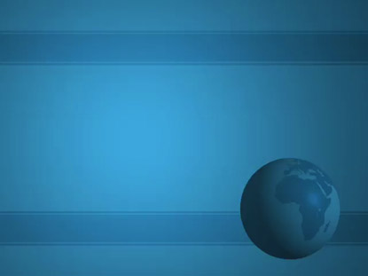 SMALL BLUE EARTH