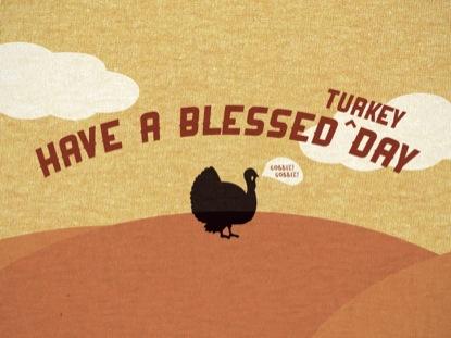 TURKEY DAY EXIT