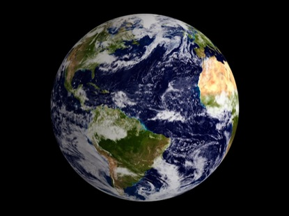 BLUE MARBLE CENTER