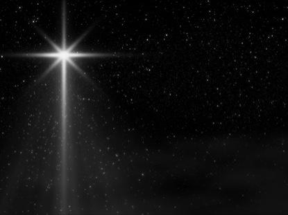 CHRISTMAS STAR NIGHT SKY