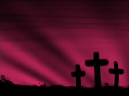 CROSSES 3 MAUVE