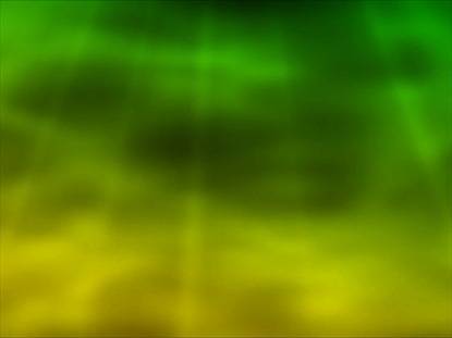 Enigma Gold Green Abstract