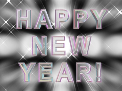 NEW YEAR LIGHTS LOOP
