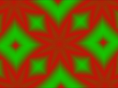 POINSETTIA ABSTRACT