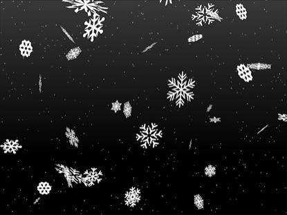 SNOWFALL LOOP