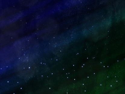 WONDROUS BLUE GREEN