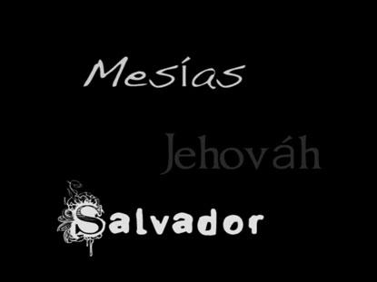 NAMES OF GOD FADE (ESPANOL)