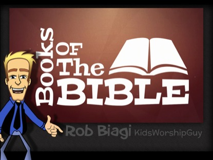 BOOKS OF THE BIBLE RAP