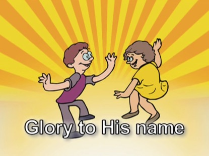 GLORY TO HIS NAME MEDLEY