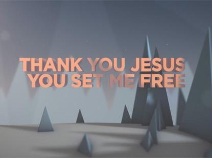 THANK YOU JESUS (HSK REMIX)