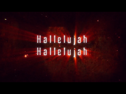 Hallelujah What A Savior Video Worship Song Track with Lyrics | Igniter | Preaching Today Media