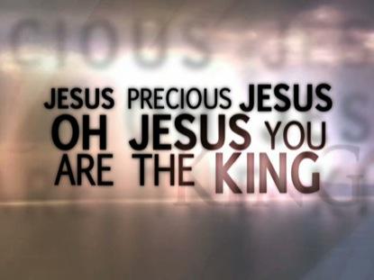JESUS PRECIOUS JESUS
