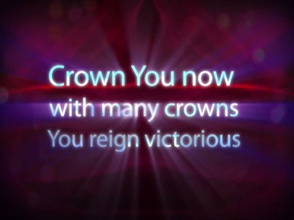WORTHY IS THE LAMB (CROWN HIM WITH MANY CROWNS)