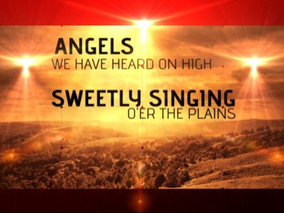Angels We Have Heard On High Flexx Video Worship Song