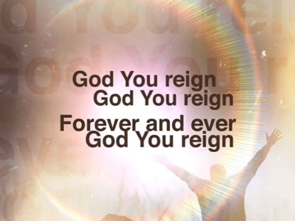 GOD YOU REIGN: IWORSHIP FLEXX