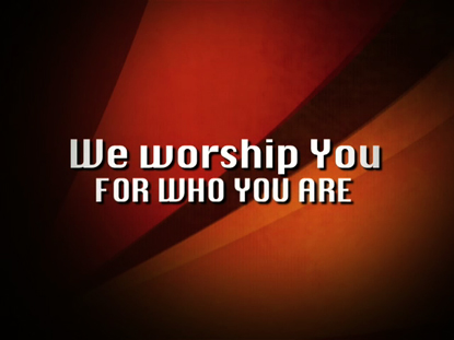 YOU ARE GOOD: IWORSHIP FLEXX