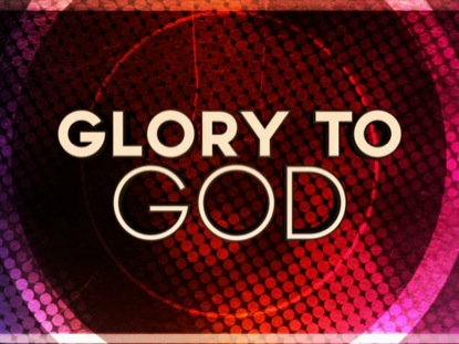 Glory To God Video Worship Song Track With Lyrics
