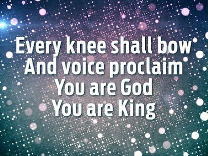 GOD AND KING