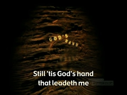 God is for me song