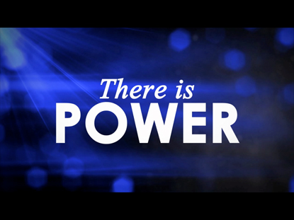 Resource Bundle There Is Power Video Worship Song Track