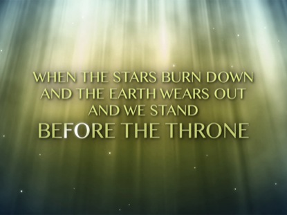 WHEN THE STARS BURN DOWN