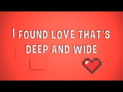 I FOUND LOVE (LYRIC VERSION)