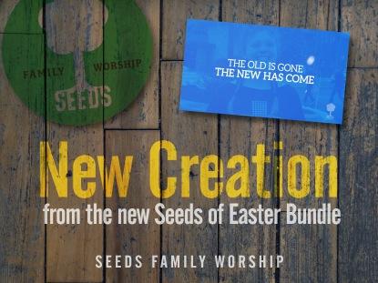 NEW CREATION: 2ND CORINTHIANS