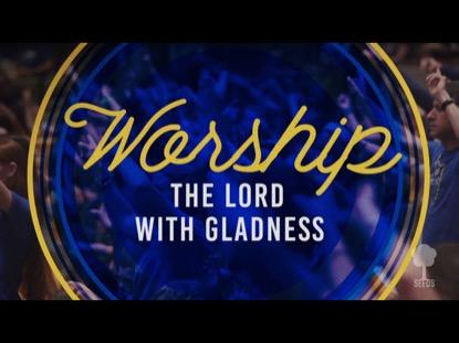 SHOUT (PSALM 100:1-3)