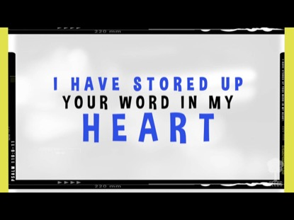 YOUR WORD IN MY HEART (STUDENT)